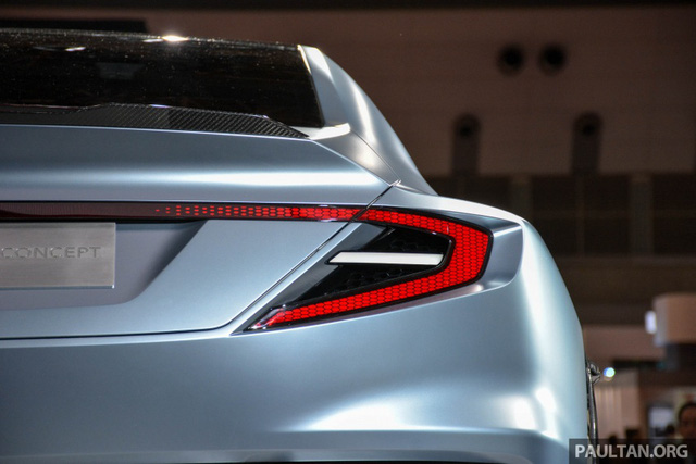 Subaru Viziv Performance - Hình ảnh xem trước của sedan thể thao WRX thế hệ mới - Ảnh 8.