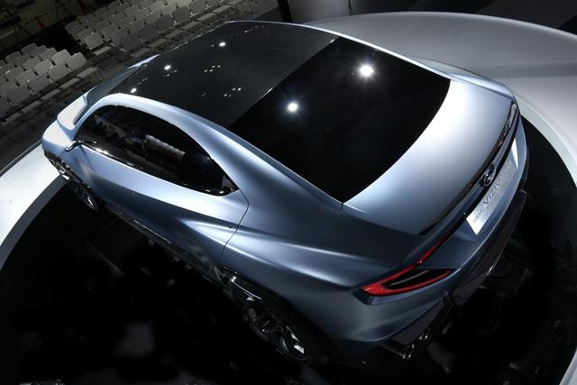 Subaru Viziv Performance - Hình ảnh xem trước của sedan thể thao WRX thế hệ mới - Ảnh 12.