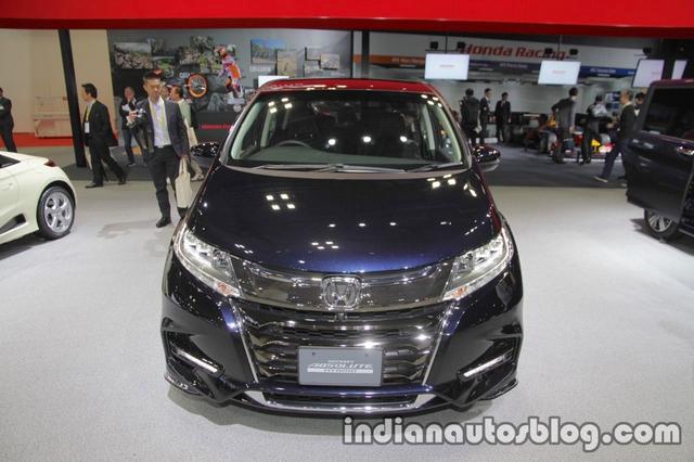 Vén màn xe MPV Honda Odyssey 2018 có thể sẽ về Việt Nam - Ảnh 2.