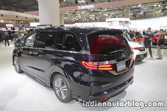 Vén màn xe MPV Honda Odyssey 2018 có thể sẽ về Việt Nam - Ảnh 3.