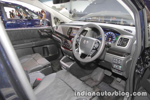 Vén màn xe MPV Honda Odyssey 2018 có thể sẽ về Việt Nam - Ảnh 4.