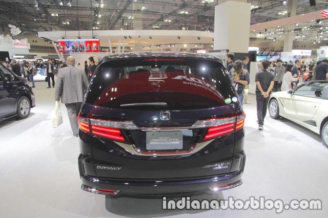 Vén màn xe MPV Honda Odyssey 2018 có thể sẽ về Việt Nam - Ảnh 6.