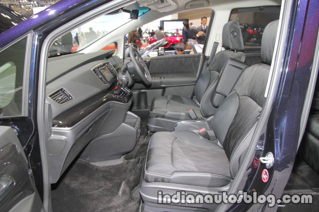 Vén màn xe MPV Honda Odyssey 2018 có thể sẽ về Việt Nam - Ảnh 7.