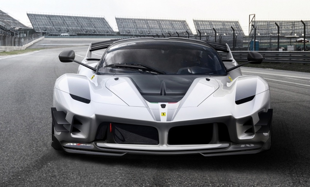 Ferrari vén màn phiên bản nâng cấp của mãnh thú FXX K - Ảnh 4.