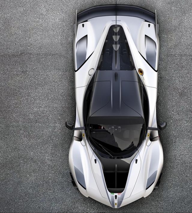 Ferrari vén màn phiên bản nâng cấp của mãnh thú FXX K - Ảnh 6.