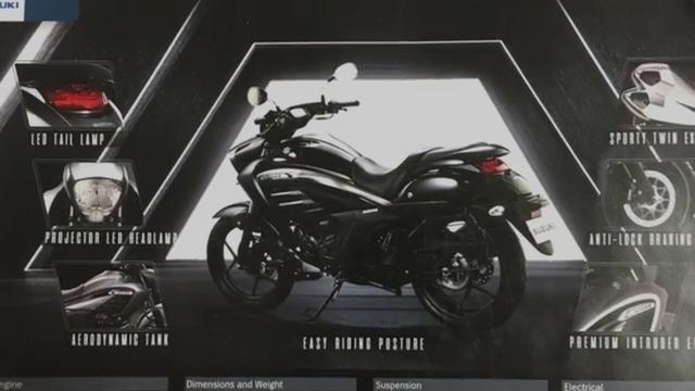 5 điều đã biết về mẫu cruiser giá rẻ Suzuki Intruder 150 sắp ra mắt vào tháng sau - Ảnh 1.