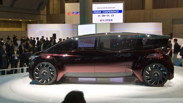 Gặp gỡ Toyota Fine-Comfort Ride - mẫu xe bẻ cong định nghĩa sedan truyền thống - Ảnh 2.