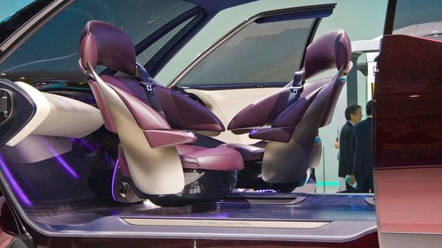 Gặp gỡ Toyota Fine-Comfort Ride - mẫu xe bẻ cong định nghĩa sedan truyền thống - Ảnh 5.
