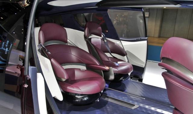 Gặp gỡ Toyota Fine-Comfort Ride - mẫu xe bẻ cong định nghĩa sedan truyền thống - Ảnh 6.