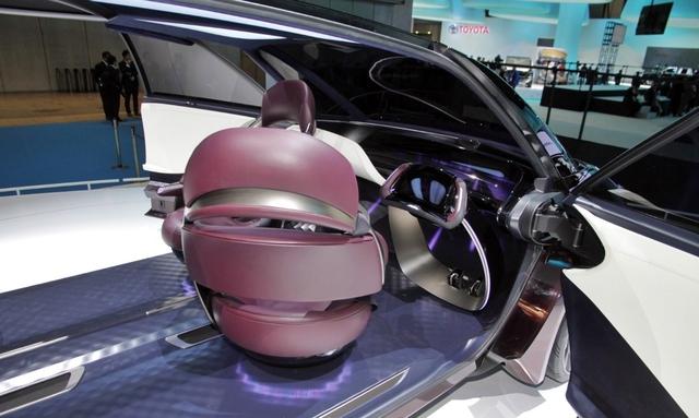 Gặp gỡ Toyota Fine-Comfort Ride - mẫu xe bẻ cong định nghĩa sedan truyền thống - Ảnh 7.