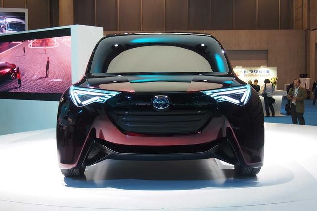 Gặp gỡ Toyota Fine-Comfort Ride - mẫu xe bẻ cong định nghĩa sedan truyền thống - Ảnh 8.