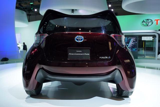 Gặp gỡ Toyota Fine-Comfort Ride - mẫu xe bẻ cong định nghĩa sedan truyền thống - Ảnh 9.
