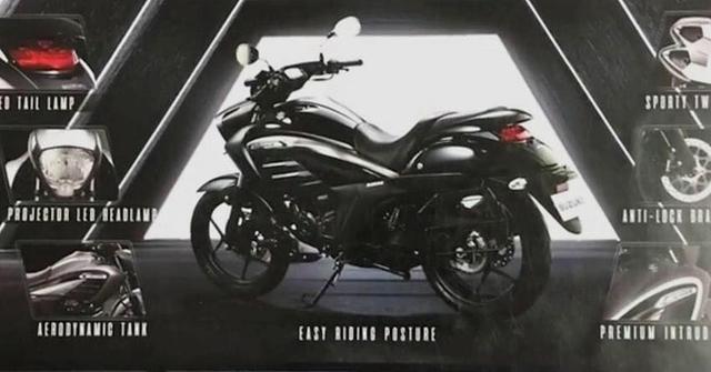 Xe cruiser giá rẻ Suzuki Intruder 150 được hé lộ thêm thông số chi tiết - Ảnh 2.