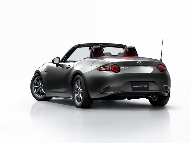 Mazda nâng cấp xe mui trần bán chạy nhất thế giới MX-5 - Ảnh 1.