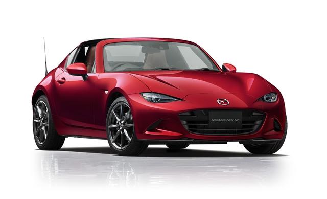 Mazda nâng cấp xe mui trần bán chạy nhất thế giới MX-5 - Ảnh 3.