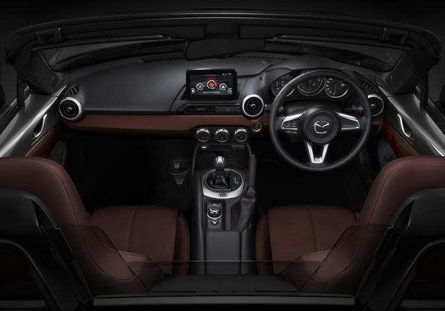 Mazda nâng cấp xe mui trần bán chạy nhất thế giới MX-5 - Ảnh 4.