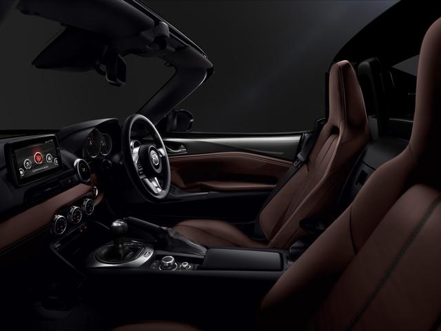 Mazda nâng cấp xe mui trần bán chạy nhất thế giới MX-5 - Ảnh 5.