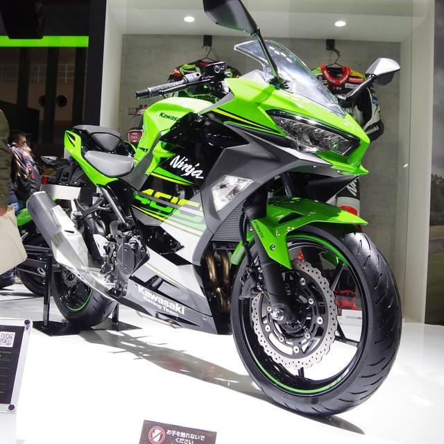 Cận cảnh thiết kế bằng xương, bằng thịt của Kawasaki Ninja 400 2018 mới ra mắt - Ảnh 1.