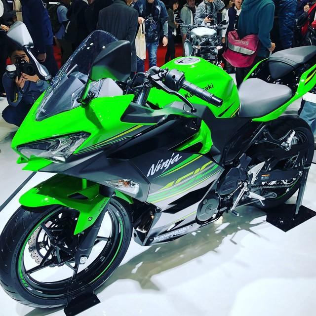 Cận cảnh thiết kế bằng xương, bằng thịt của Kawasaki Ninja 400 2018 mới ra mắt - Ảnh 2.