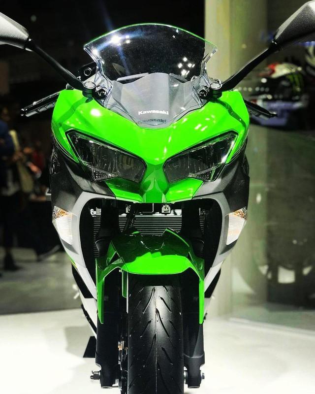 Cận cảnh thiết kế bằng xương, bằng thịt của Kawasaki Ninja 400 2018 mới ra mắt - Ảnh 7.