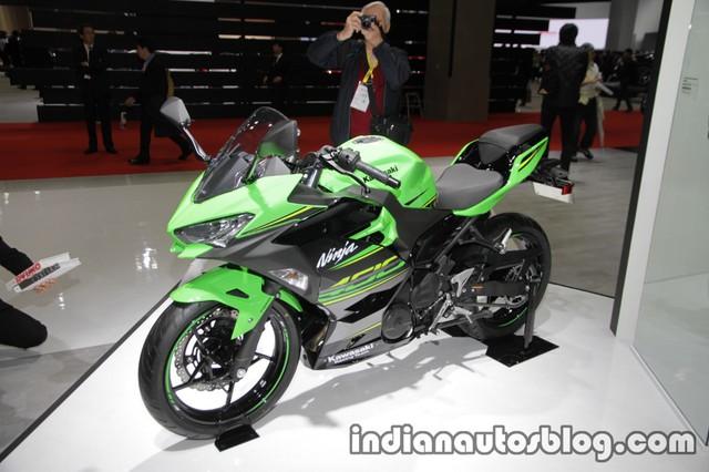 Cận cảnh thiết kế bằng xương, bằng thịt của Kawasaki Ninja 400 2018 mới ra mắt - Ảnh 8.