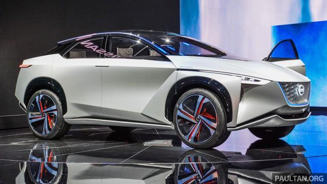 Nissan Qashqai thế hệ mới sẽ chịu ảnh hưởng từ thiết kế của mẫu xe này - Ảnh 1.