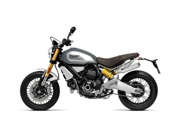 Ducati Scrambler 1100 bất ngờ hiện nguyên hình trước ngày ra mắt - Ảnh 1.