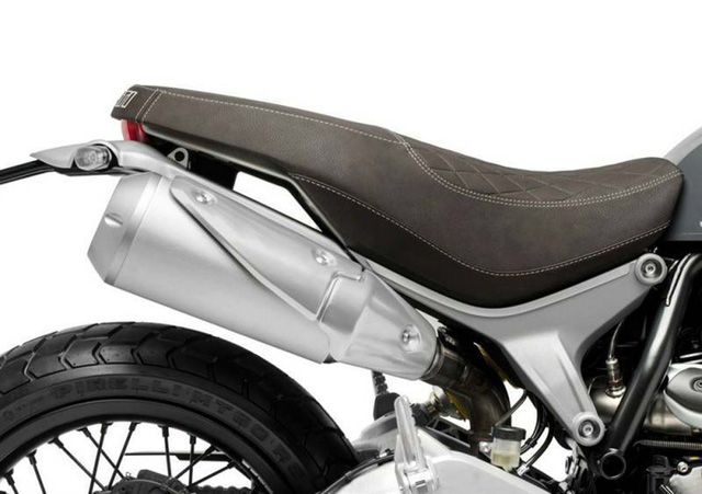 Ducati Scrambler 1100 bất ngờ hiện nguyên hình trước ngày ra mắt - Ảnh 6.
