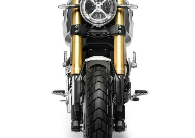 Ducati Scrambler 1100 bất ngờ hiện nguyên hình trước ngày ra mắt - Ảnh 5.