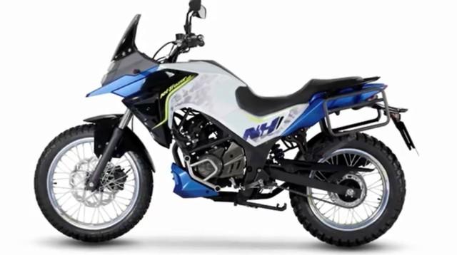 SYM Trazer 200 - Xe adventure cho người mới chơi mô tô - Ảnh 2.