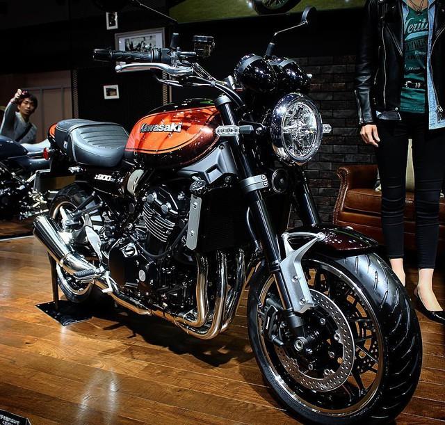 Không chỉ Ninja 250 2018 mà cả Kawasaki Z900RS cũng rục rịch cập bến Đông Nam Á - Ảnh 1.