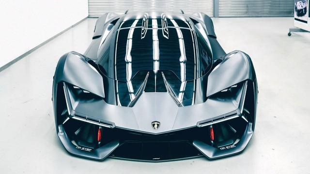 Lamborghini vén màn Terzo Millennio - siêu xe tràn ngập công nghệ đến từ tương lai - Ảnh 2.