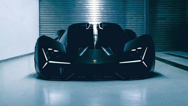 Lamborghini vén màn Terzo Millennio - siêu xe tràn ngập công nghệ đến từ tương lai - Ảnh 7.