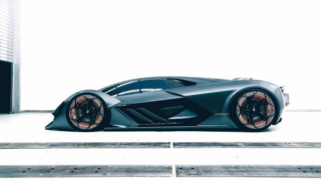 Lamborghini vén màn Terzo Millennio - siêu xe tràn ngập công nghệ đến từ tương lai - Ảnh 4.