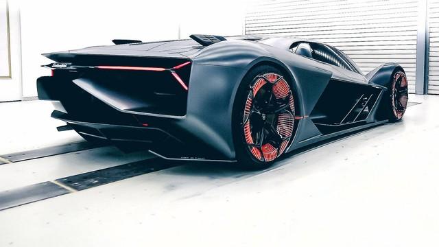 Lamborghini vén màn Terzo Millennio - siêu xe tràn ngập công nghệ đến từ tương lai - Ảnh 5.