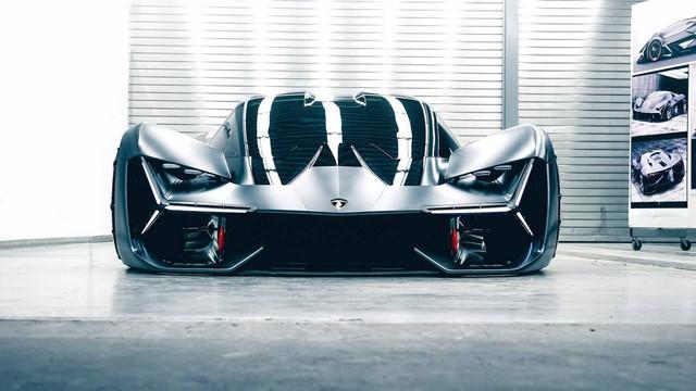 Lamborghini vén màn Terzo Millennio - siêu xe tràn ngập công nghệ đến từ tương lai - Ảnh 6.