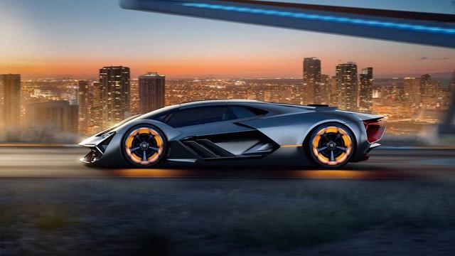 Lamborghini vén màn Terzo Millennio - siêu xe tràn ngập công nghệ đến từ tương lai - Ảnh 8.