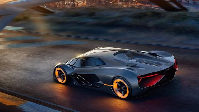 Lamborghini vén màn Terzo Millennio - siêu xe tràn ngập công nghệ đến từ tương lai - Ảnh 9.