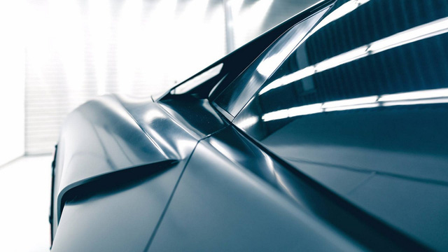 Lamborghini vén màn Terzo Millennio - siêu xe tràn ngập công nghệ đến từ tương lai - Ảnh 11.