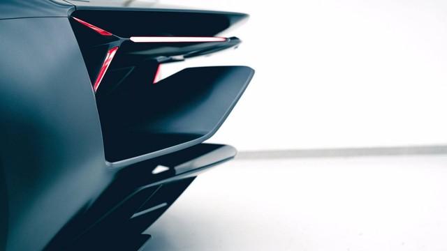 Lamborghini vén màn Terzo Millennio - siêu xe tràn ngập công nghệ đến từ tương lai - Ảnh 12.