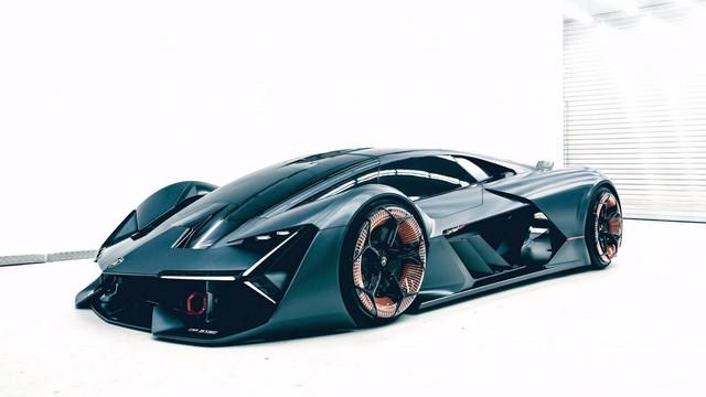 Lamborghini vén màn Terzo Millennio - siêu xe tràn ngập công nghệ đến từ tương lai - Ảnh 13.