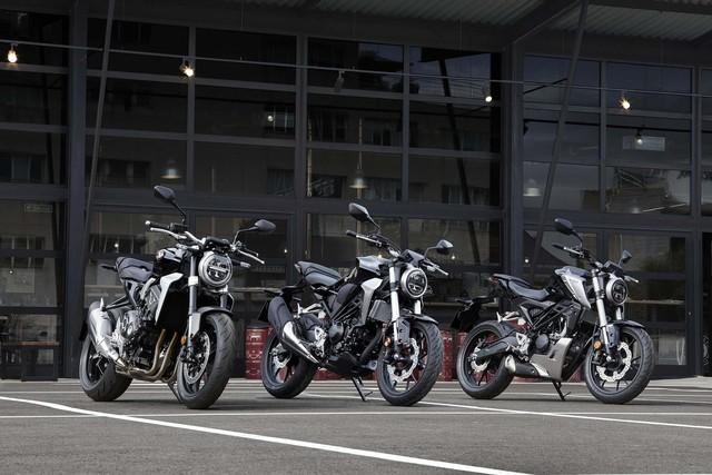 Honda CB1000R 2018 ra mắt với thiết kế của Neo Sport Café và động cơ mạnh hơn - Ảnh 1.