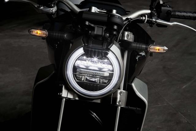 Honda CB1000R 2018 ra mắt với thiết kế của Neo Sport Café và động cơ mạnh hơn - Ảnh 5.