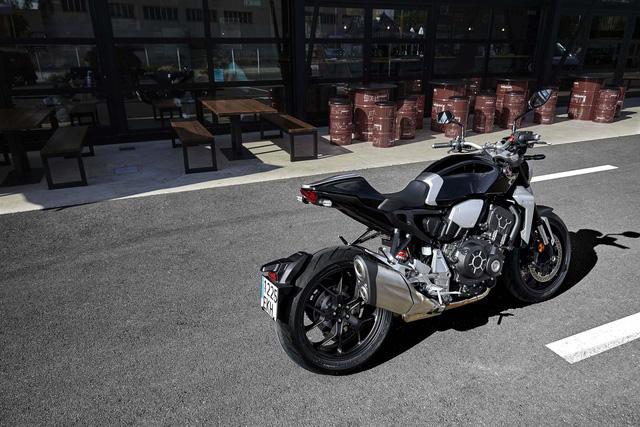 Honda CB1000R 2018 ra mắt với thiết kế của Neo Sport Café và động cơ mạnh hơn - Ảnh 6.