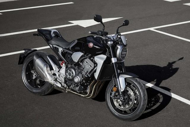 Honda CB1000R 2018 ra mắt với thiết kế của Neo Sport Café và động cơ mạnh hơn - Ảnh 9.