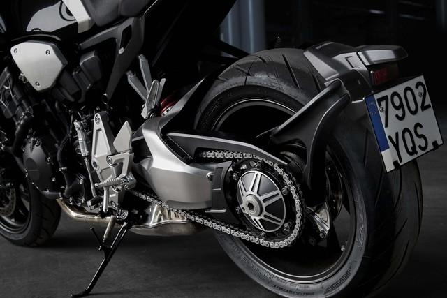 Honda CB1000R 2018 ra mắt với thiết kế của Neo Sport Café và động cơ mạnh hơn - Ảnh 14.
