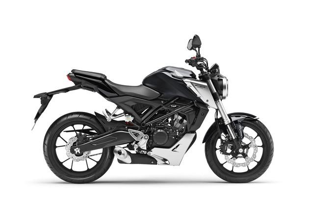 Honda giới thiệu bộ ba nakedbike theo phong cách Neo
