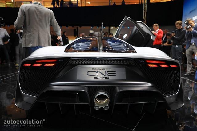 Chưa được phát triển xong, cực phẩm Mercedes-AMG Project One đã đội giá trên thị trường - Ảnh 3.