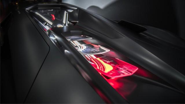 Chiêm ngưỡng vẻ đẹp bằng xương, bằng thịt của siêu phẩm Lamborghini Terzo Millennio mới ra mắt - Ảnh 6.