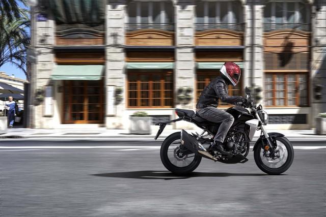 Honda CB300R 2018 - Đối thủ mới dành cho Kawasaki Z300 và Yamaha MT-03 - Ảnh 6.